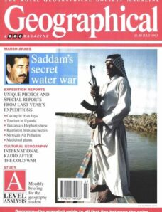 Geographical – July 1993