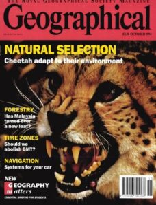 Geographical – October 1994
