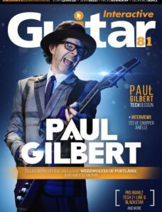 Guitar Interactive – Issue 81 2021