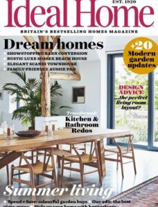Ideal Home UK – August 2021