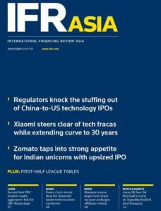 IFR Asia – July 10, 2021