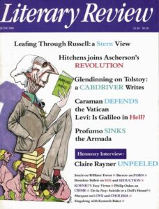 Literary Review – June 1988