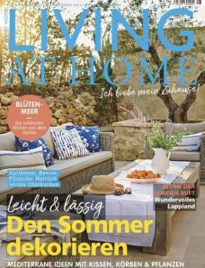 Living at Home – August 2021