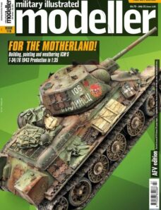 Military Illustrated Modeller – Issue 118 – July 2021
