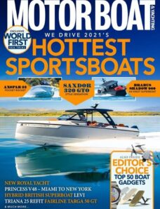 Motor Boat & Yachting – August 2021
