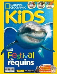 National Geographic Kids France – Juillet-Aout 2021