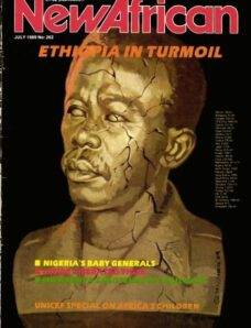 New African – July 1989
