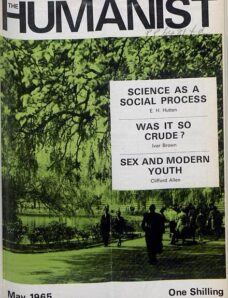 New Humanist – The Humanist, May 1965