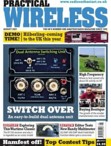 Practical Wireless – August 2021