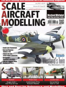 Scale Aircraft Modelling – Volume 43 N 5 – July 2021