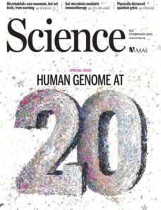 Science – 5 February 2021