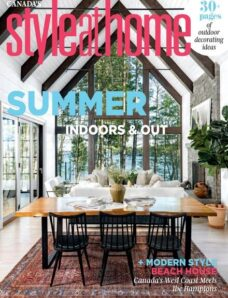 Style at Home Canada – July 2021