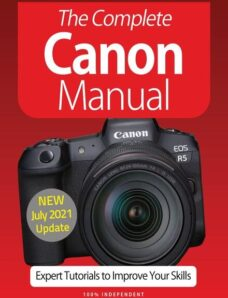 The Complete Canon Camera Manual – July 2021