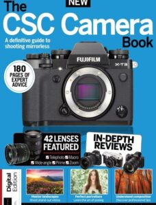 The CSC Camera Book – July 2021