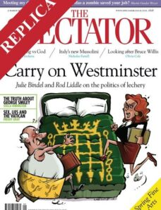 The Spectator – 2 March 2013