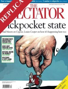 The Spectator – 30 March 2013