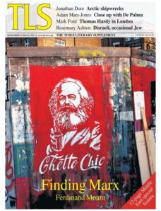 The Times Literary Supplement – 23 September 2016