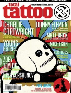 Total Tattoo – Issue 191 – June 2021