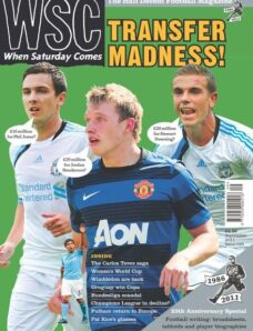 When Saturday Comes – September 2011