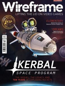 Wireframe – Issue 52 2021