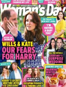 Woman's Day New Zealand – July 15, 2021