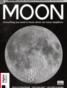 All About Space – Book of the Moon – August 2021