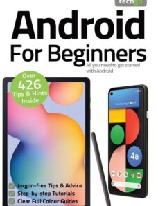 Android for Beginners – August 2021