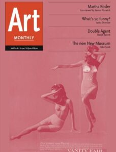 Art Monthly – March 2008