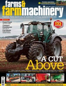 Farms and Farm Machinery – July 2021