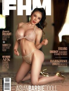 FHM South Africa – July 2021
