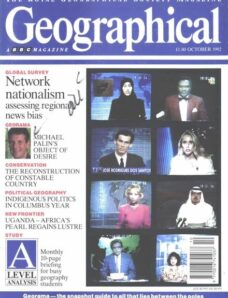 Geographical – October 1992