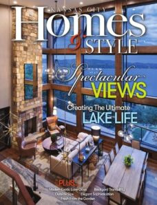 Kansas City Homes & Style – July-August 2021