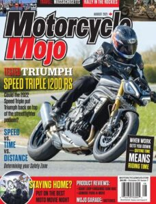 Motorcycle Mojo – August 2021