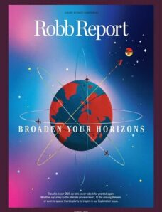 Robb Report USA – August 2021