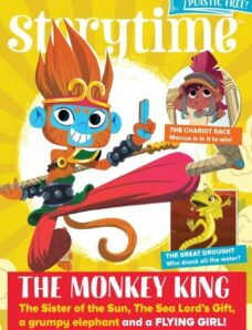Storytime – July 2021