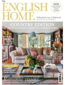 The English Home – August 2021