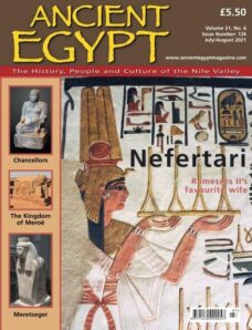 Ancient Egypt – July-August 2021