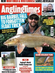 Angling Times – 24 August 2021
