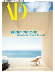 Architectural Digest USA – October 2021