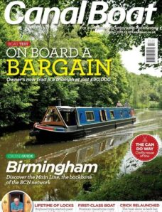 Canal Boat – October 2021