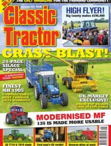 Classic Tractor – September 2021