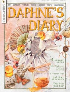 Daphne's Diary English Edition – August 2021