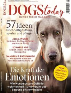 DOGS Today – October 2021
