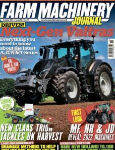 Farm Machinery Journal – Issue 90 – October 2021