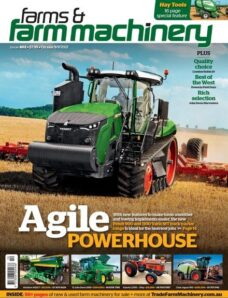 Farms and Farm Machinery – September 2021