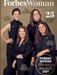 Forbes Woman – September 2021