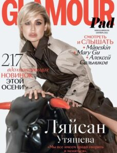 Glamour Russia – September 2021