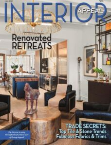 Interior Appeal – Fall 2021
