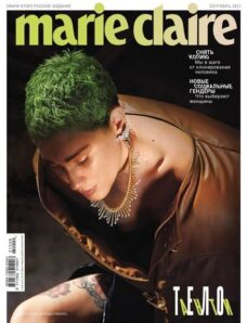 Marie Claire Russia – September 2021