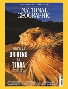 National Geographic Portugal – setembro 2021